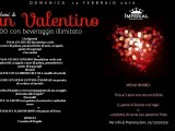 Cena Romantica 30 € Bere illimitato